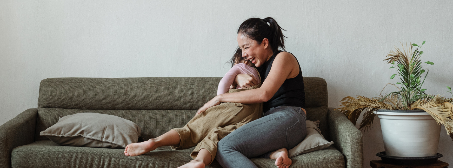 Give Mom All The Feels - mom and daughter hugging