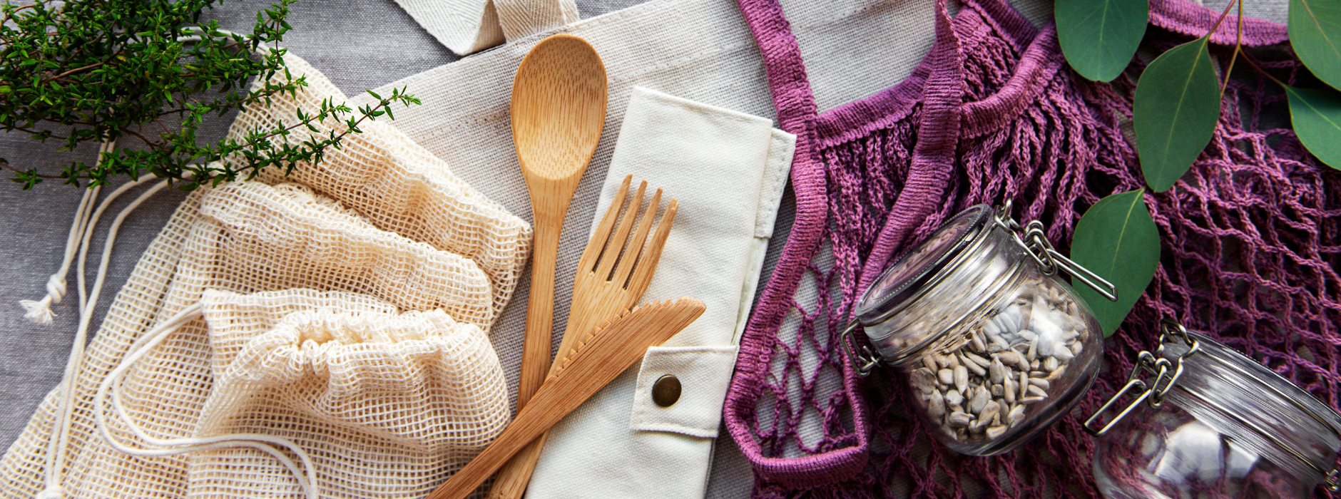Eco-friendly Tips for Everyday Living - sustainable items